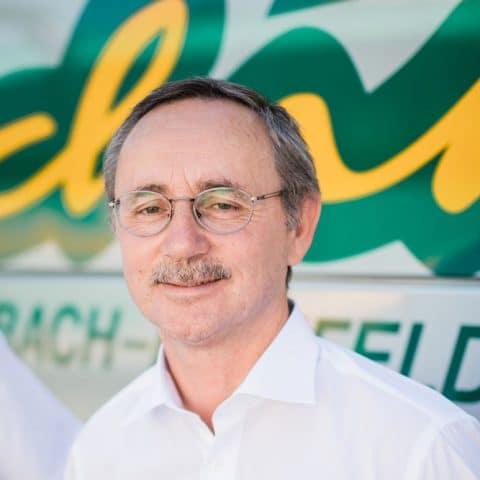 Ernst Fasching - der Chef (c) Fasching, die mosbachers