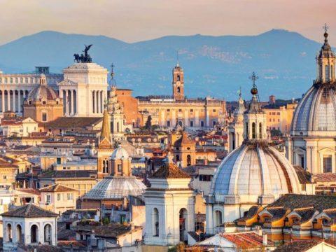 Fasching Busreisen Rom